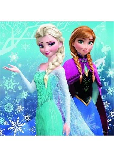 Ravensburger Parçalı Puzzle Frozen Kış Macerası Rpk092642 Renkli